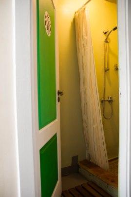 Common shower